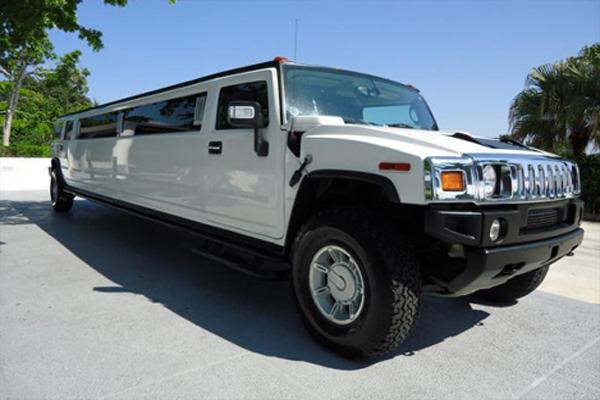 14 Person Hummer Limo Rental San Jose