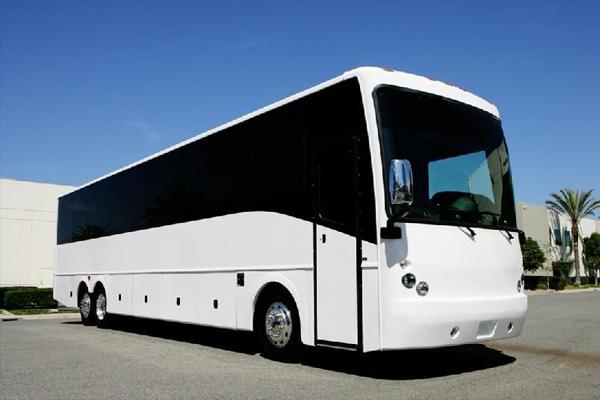 50 Person Charter Bus Service San Jose