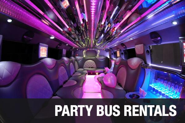 Party Bus Rentals San Jose