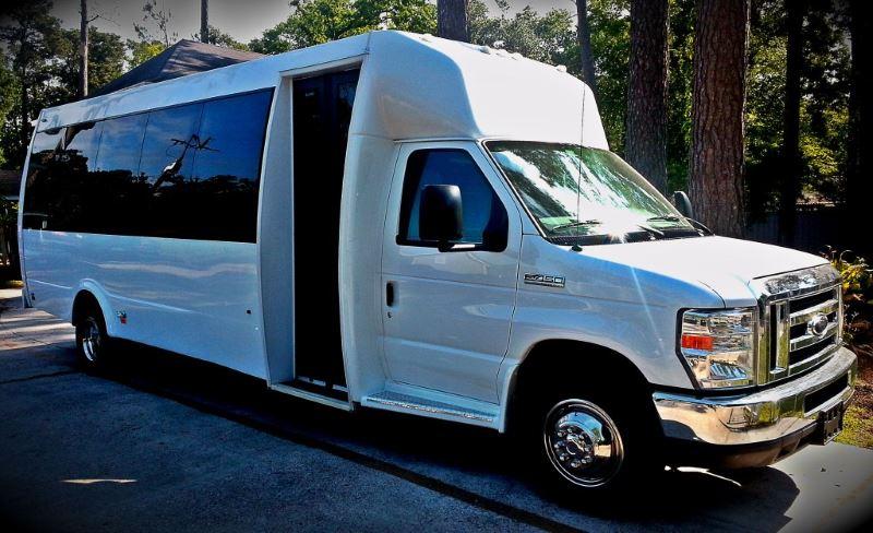 San Jose 22 Passenger Party Bus