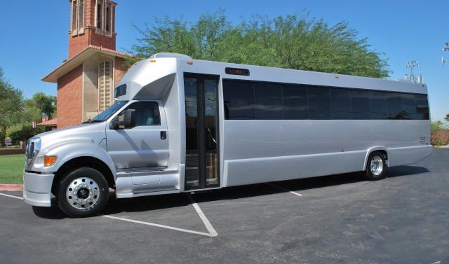 San Jose 40 Person Shuttle Bus