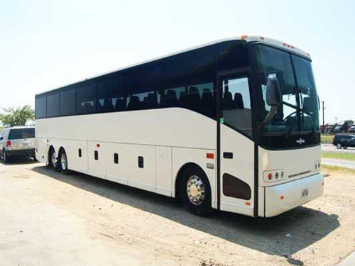 San Jose 56 Passenger Charter Bus